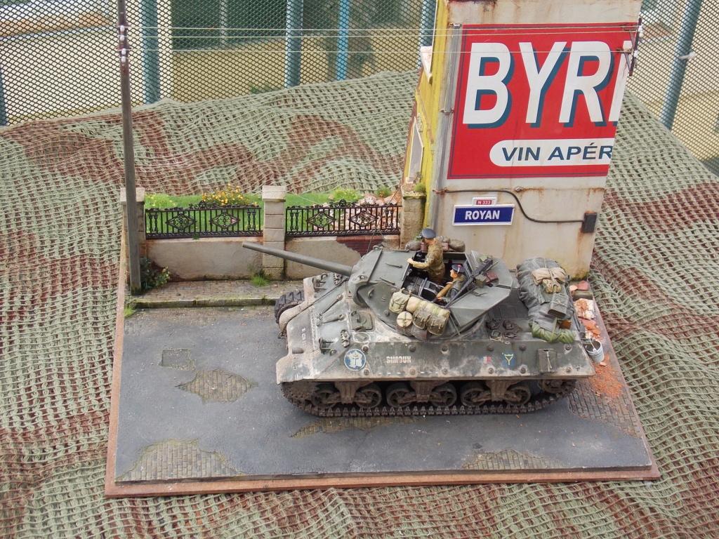 """Tank Destroyer M10 """"Le SIMOUN"""", 2ème DB - Tamiya 1/35 - Page 6 Dscn7464"""