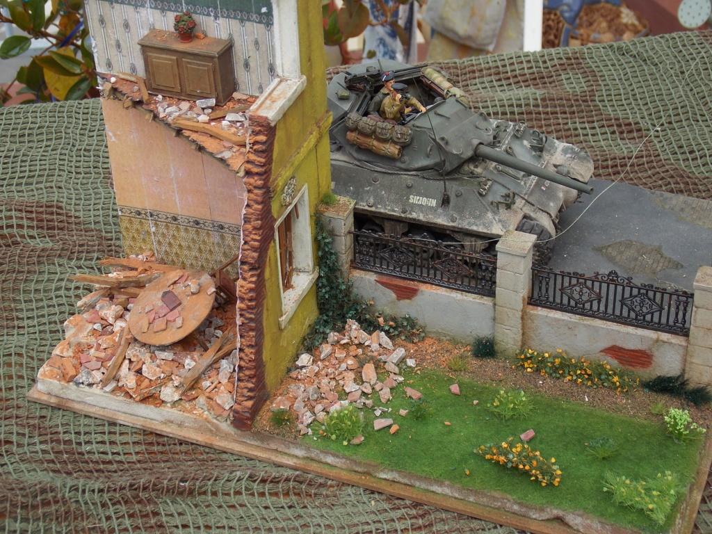"""Tank Destroyer M10 """"Le SIMOUN"""", 2ème DB - Tamiya 1/35 - Page 6 Dscn7469"""