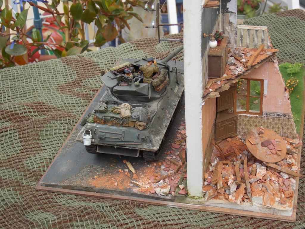 """Tank Destroyer M10 """"Le SIMOUN"""", 2ème DB - Tamiya 1/35 - Page 6 Dscn7472"""