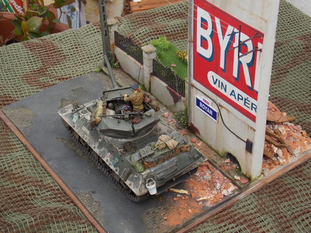 """Tank Destroyer M10 """"Le SIMOUN"""", 2ème DB - Tamiya 1/35 - Page 6 Dscn7474"""