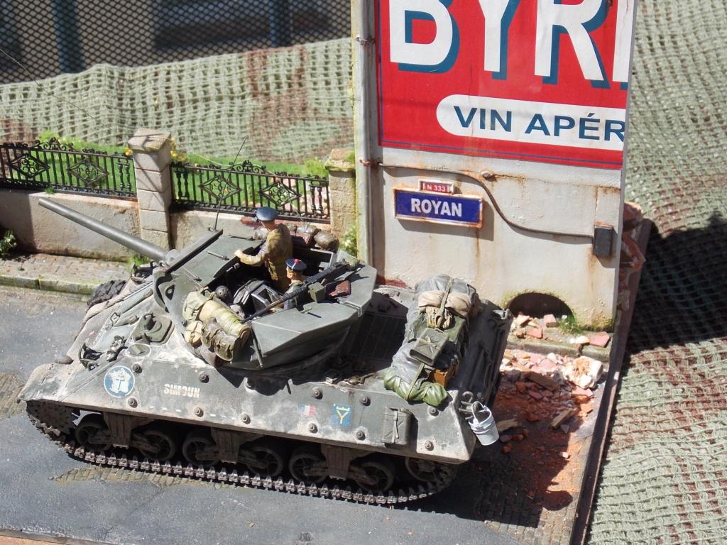 """Tank Destroyer M10 """"Le SIMOUN"""", 2ème DB - Tamiya 1/35 - Page 6 Dscn7525"""