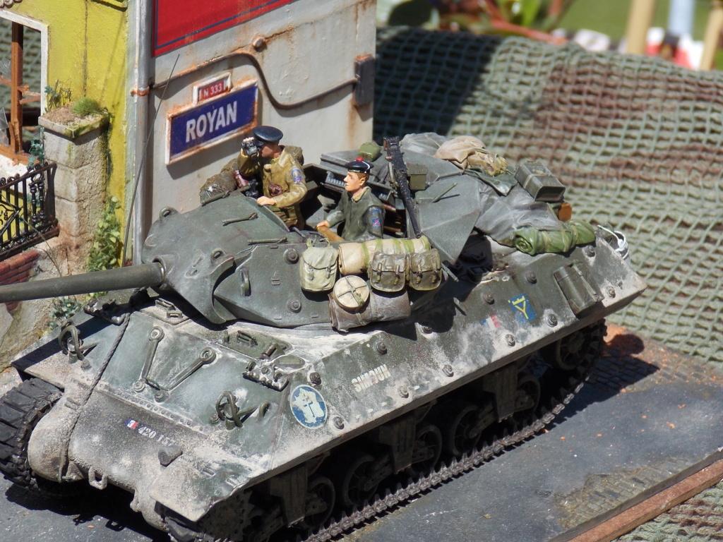 """Tank Destroyer M10 """"Le SIMOUN"""", 2ème DB - Tamiya 1/35 - Page 6 Dscn7526"""