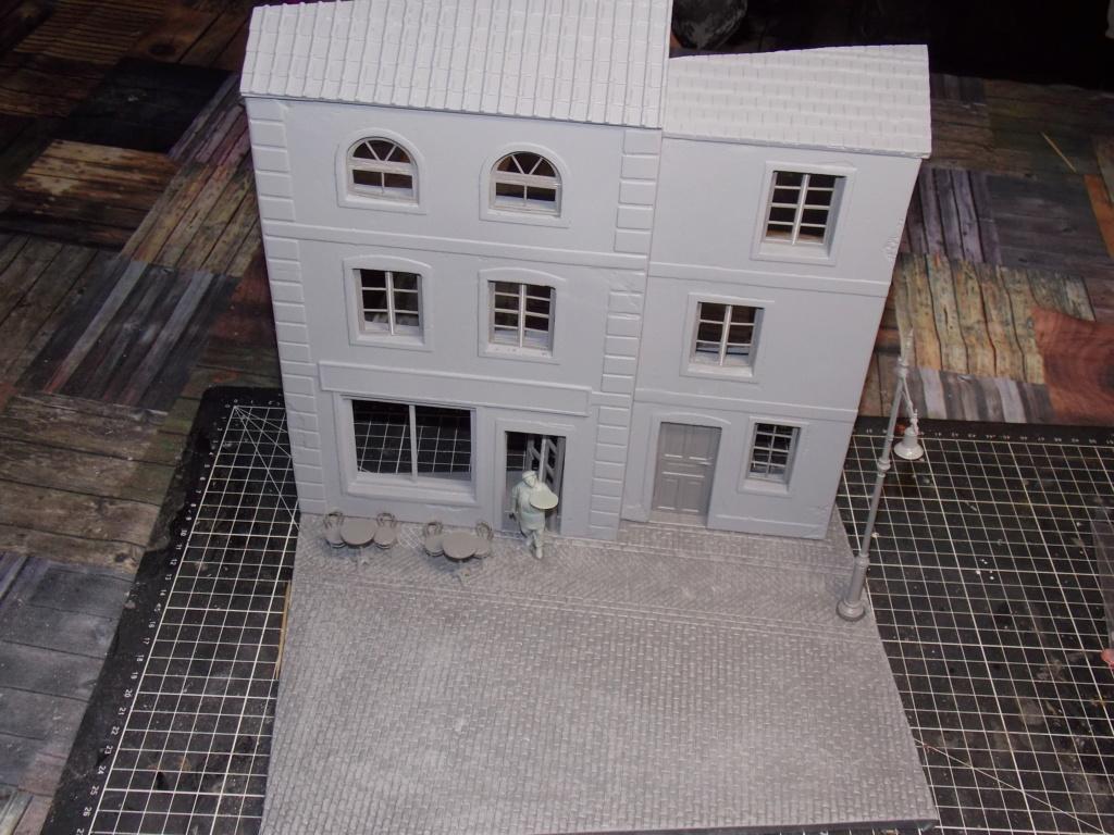 "Sherman le ""ROMILLY ""  maquette ASUKA  1/35  Dscn7700"