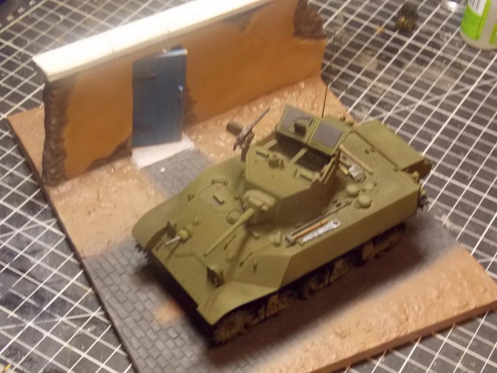 M3A3 Orange 12ème cuir Dscn7782