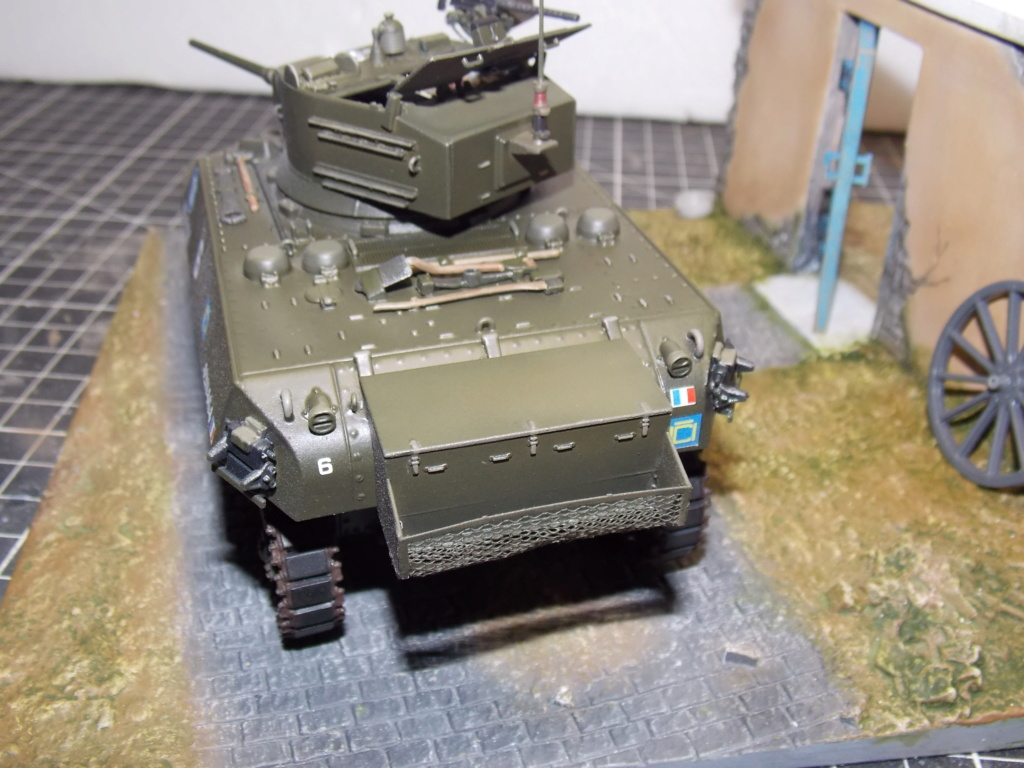 M3A3 Orange 12ème cuir Dscn7805