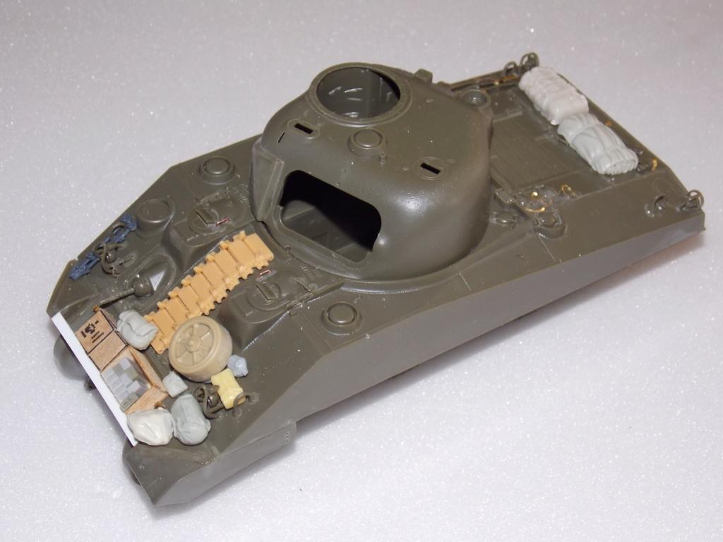 M4A2 ROMILLY 2me DB Asuka decor miniart 1/35 - Page 4 Dscn7915