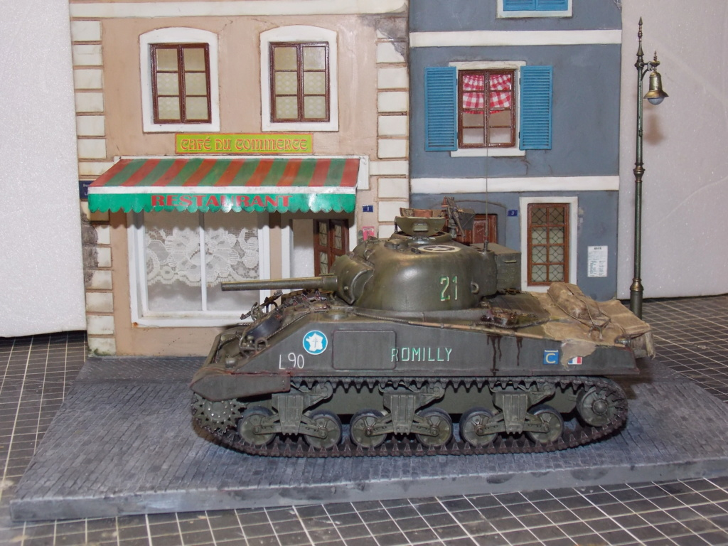M4A2 ROMILLY 2me DB Asuka decor miniart 1/35 - Page 3 Dscn7991