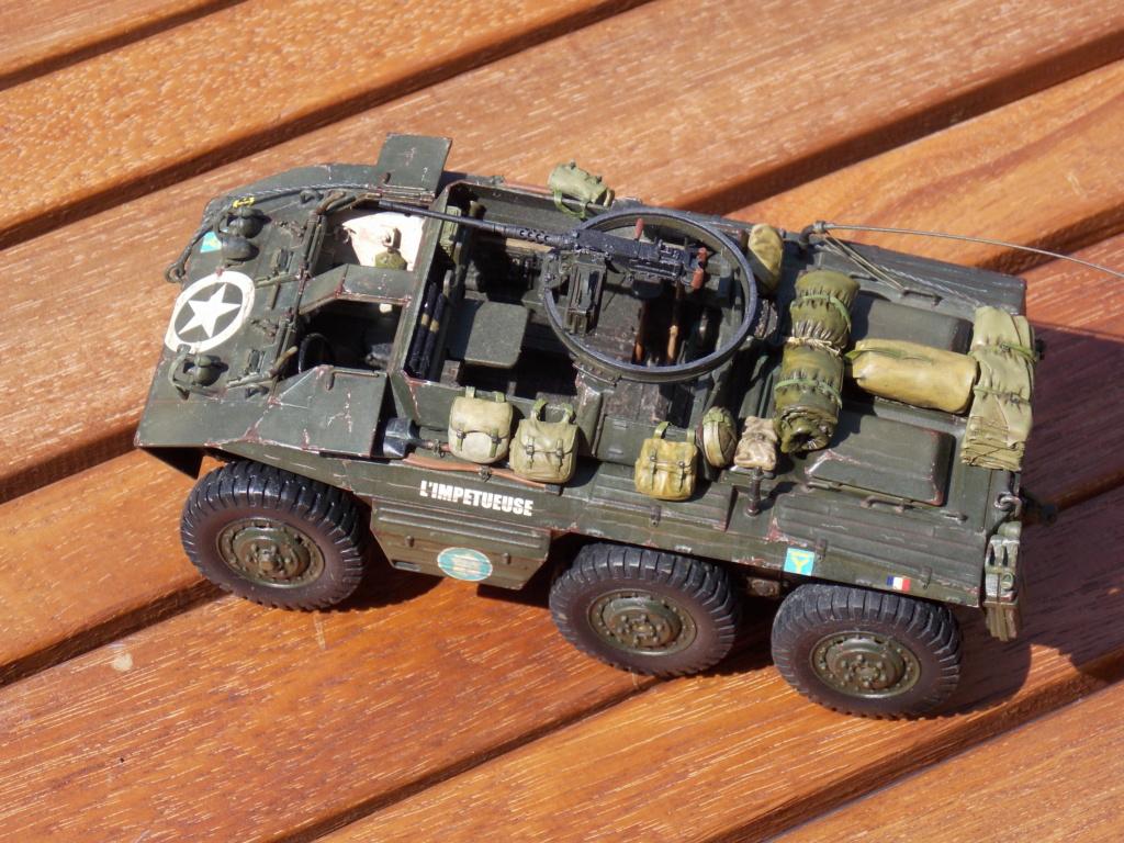 M8 Greyhound Tamiya et Jeep Willys Takom 1/35  - Page 4 Dscn8556