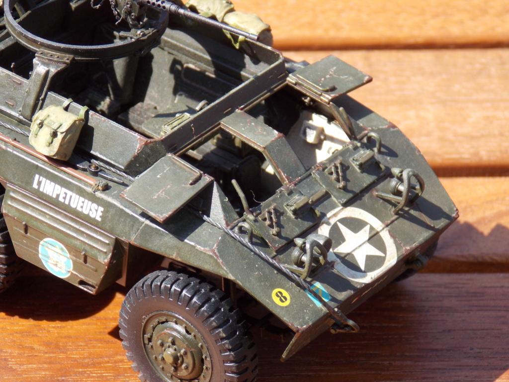 M8 Greyhound Tamiya et Jeep Willys Takom 1/35  - Page 4 Dscn8559