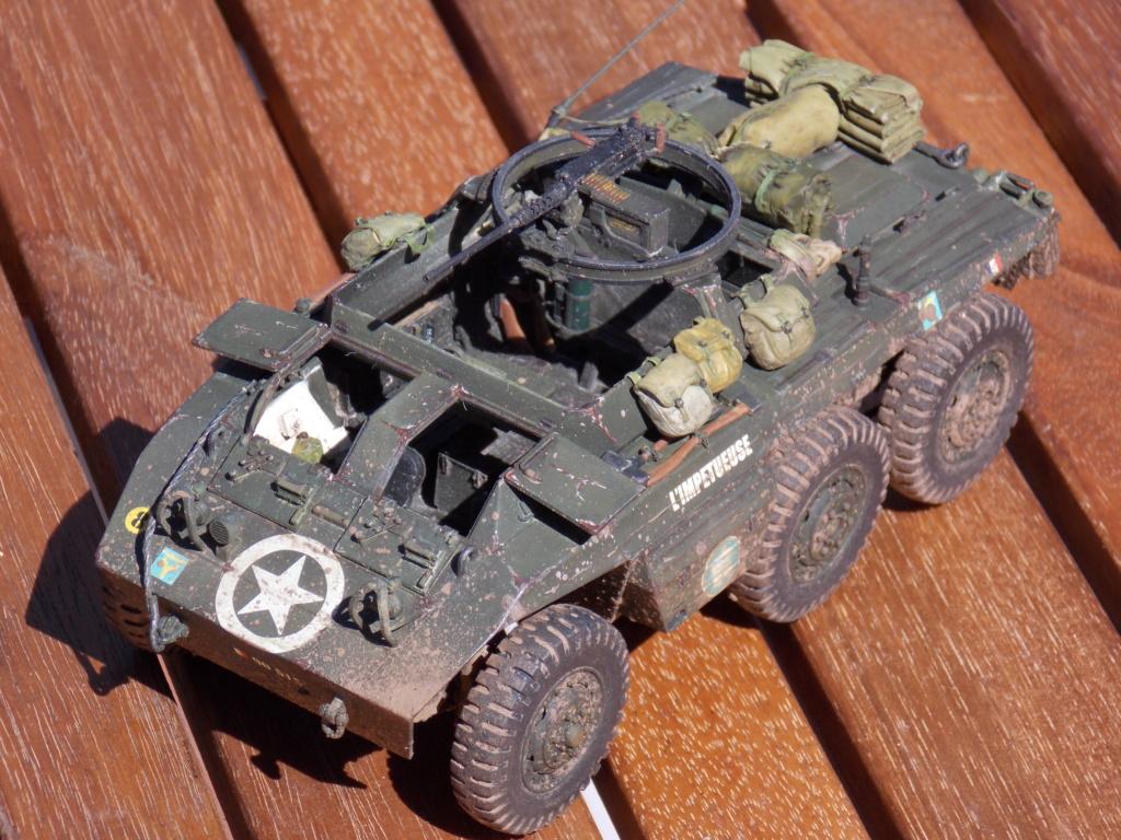 M8 Greyhound Tamiya et Jeep Willys Takom 1/35  - Page 4 Dscn8560