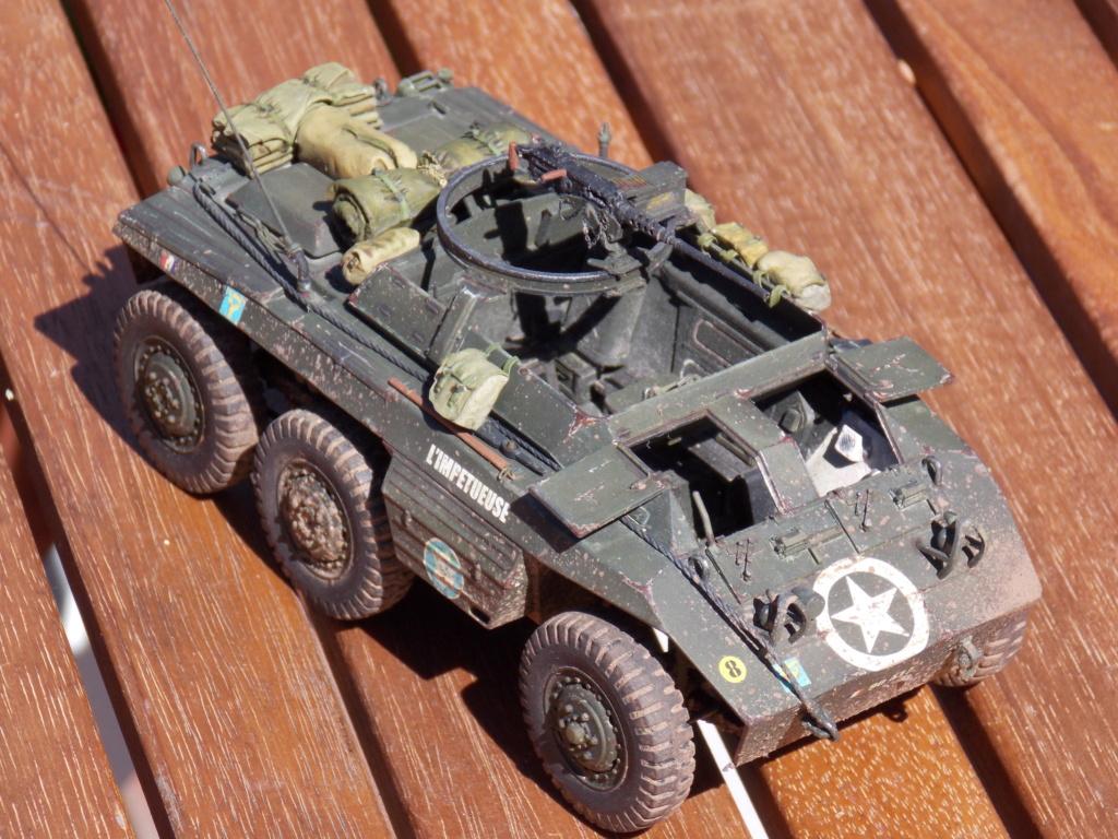 M8 Greyhound Tamiya et Jeep Willys Takom 1/35  - Page 4 Dscn8561