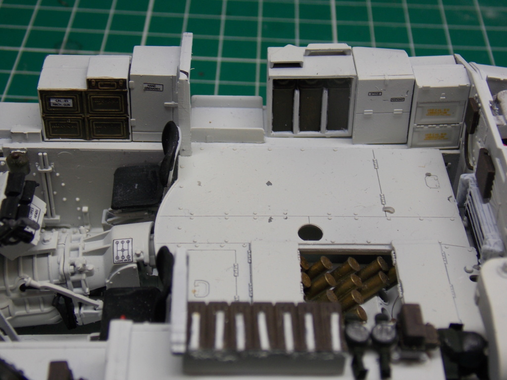 Sherman M4A3 76W HVSS with full interior RFM 1/35 - Page 6 Dscn8563