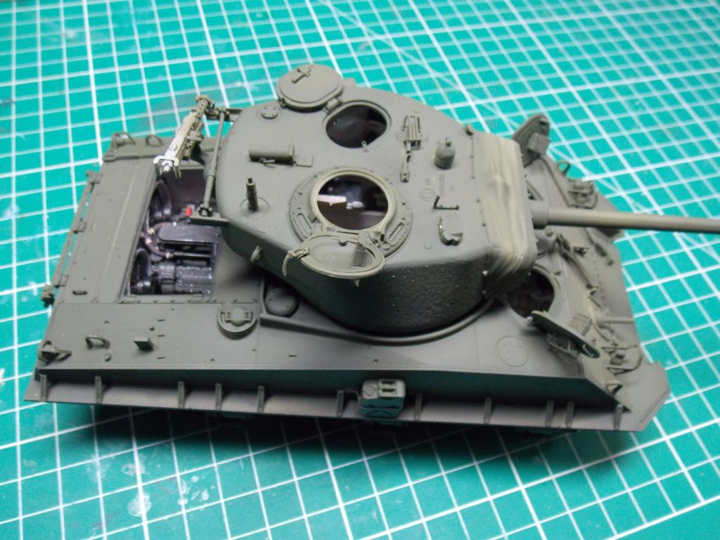 Sherman M4A3 76W HVSS with full interior RFM 1/35 - Page 8 Dscn8613