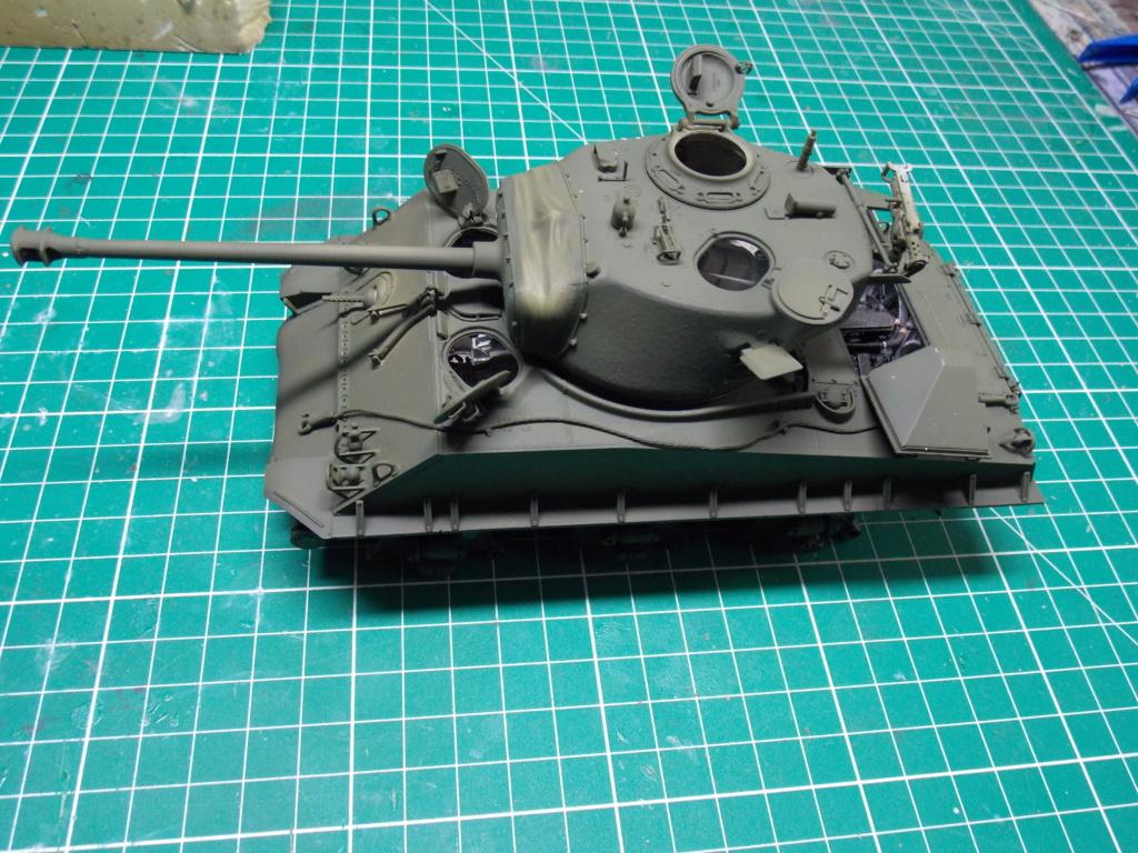 Sherman M4A3 76W HVSS with full interior RFM 1/35 - Page 8 Dscn8615