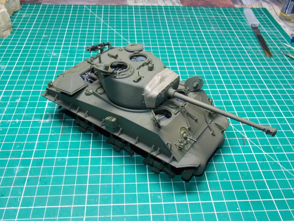 Sherman M4A3 76W HVSS with full interior RFM 1/35 - Page 8 Dscn8616