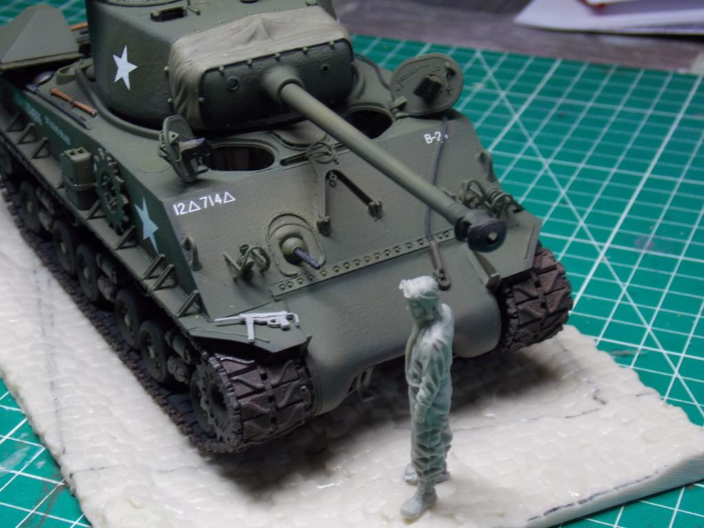 Sherman M4A3 76W HVSS with full interior RFM 1/35 - Page 9 Dscn8635