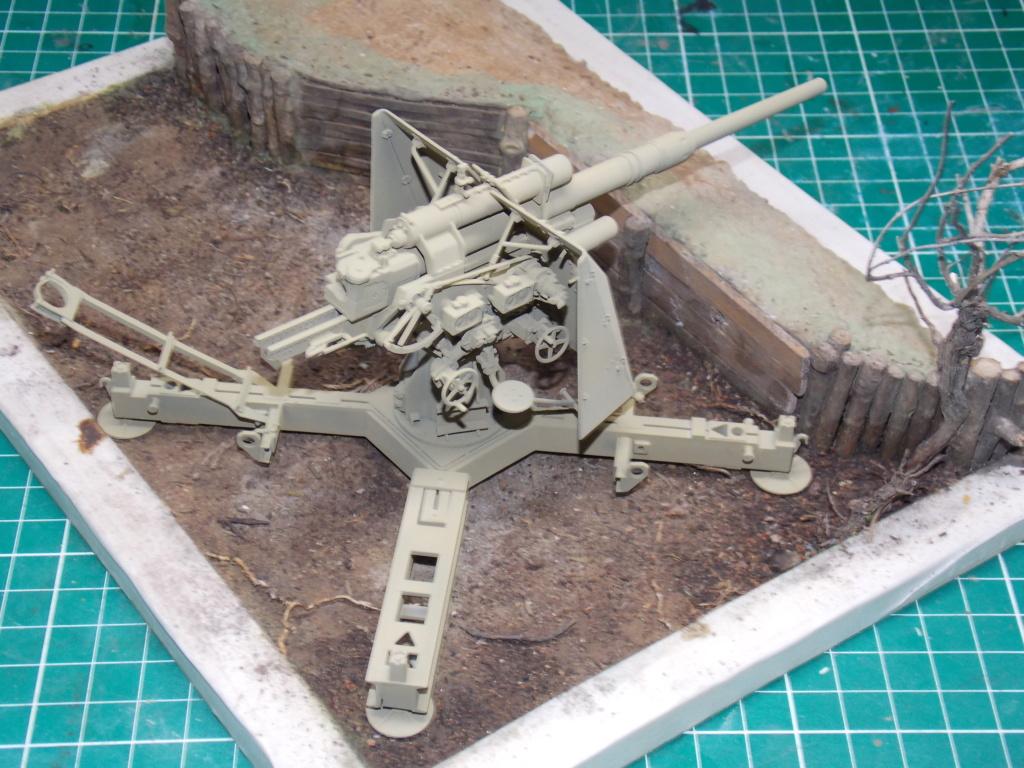 88mm en embuscade - Hauteurs de Bourguébus  Juin 44 (Dragon 1/35) fini - Page 2 Dscn8719