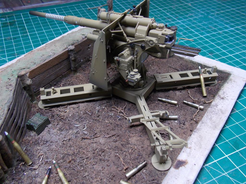 88mm en embuscade - Hauteurs de Bourguébus  Juin 44 (Dragon 1/35) fini - Page 3 Dscn8765