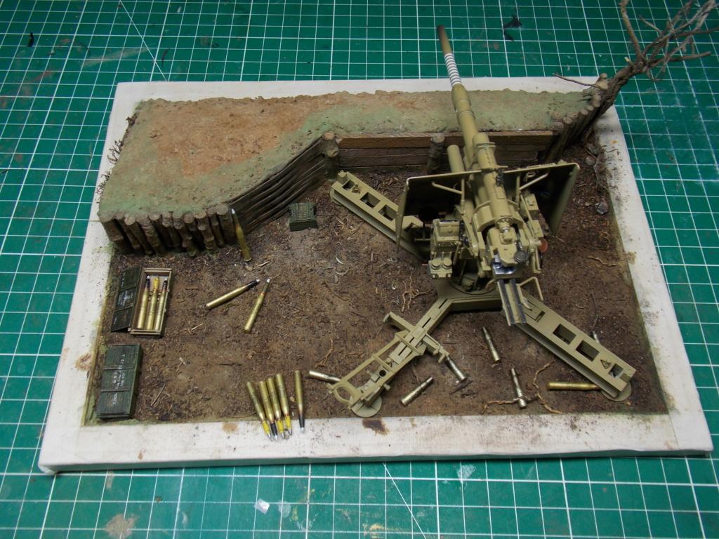 88mm en embuscade - Hauteurs de Bourguébus  Juin 44 (Dragon 1/35) fini - Page 3 Dscn8767