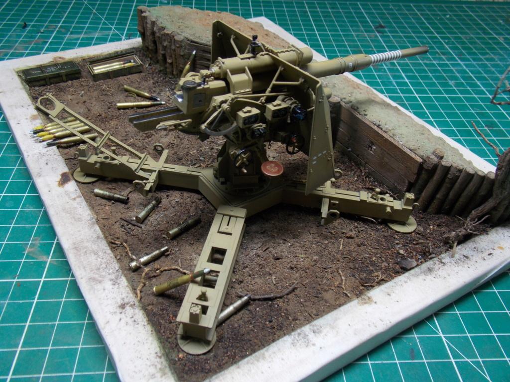 88mm en embuscade - Hauteurs de Bourguébus  Juin 44 (Dragon 1/35) fini - Page 3 Dscn8768