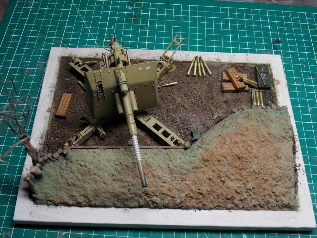 88mm en embuscade - Hauteurs de Bourguébus  Juin 44 (Dragon 1/35) fini - Page 3 Dscn8773