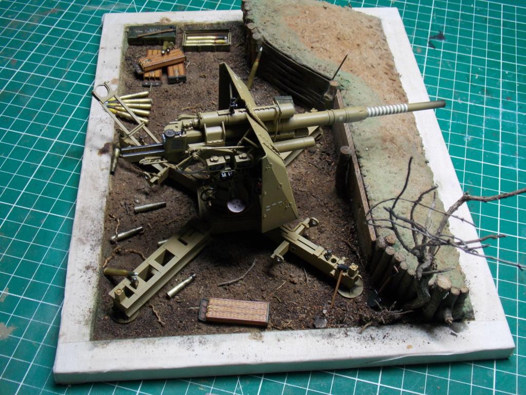 88mm en embuscade - Hauteurs de Bourguébus  Juin 44 (Dragon 1/35) fini - Page 3 Dscn8774