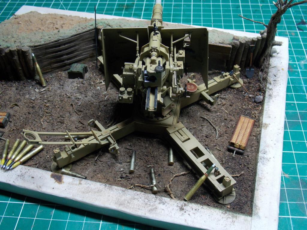88mm en embuscade - Hauteurs de Bourguébus  Juin 44 (Dragon 1/35) fini - Page 3 Dscn8775