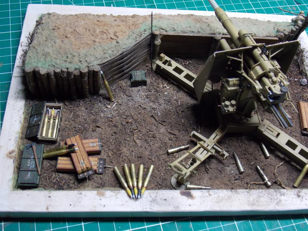 88mm en embuscade - Hauteurs de Bourguébus  Juin 44 (Dragon 1/35) fini - Page 3 Dscn8776