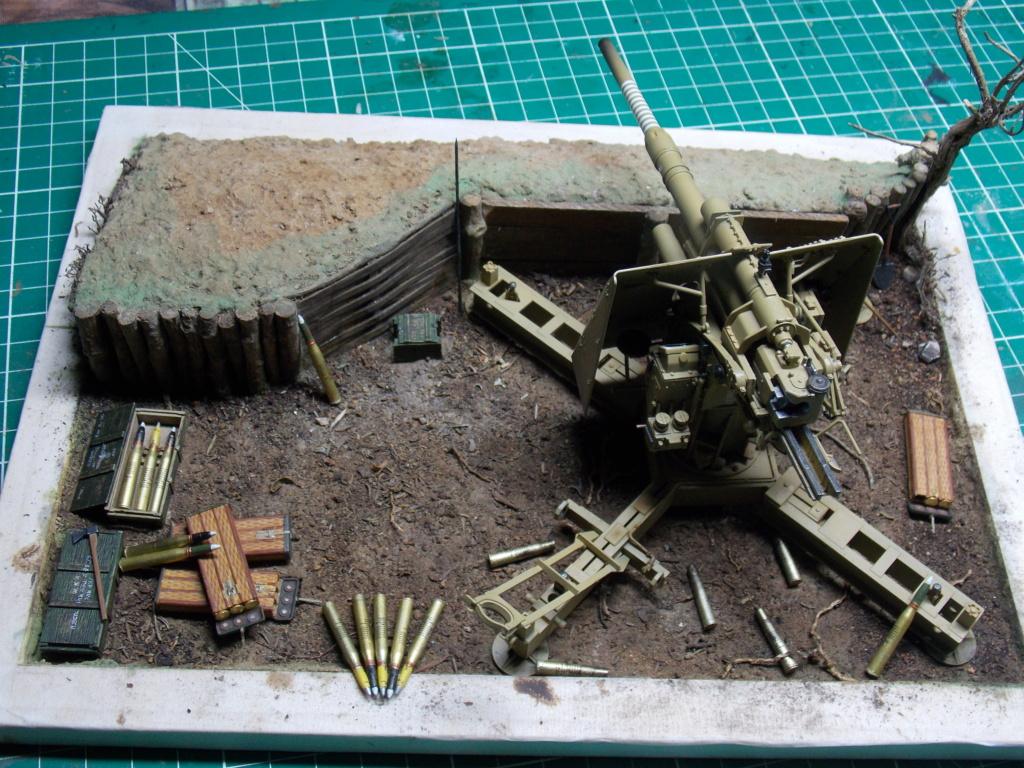 88mm en embuscade - Hauteurs de Bourguébus  Juin 44 (Dragon 1/35) fini - Page 3 Dscn8777