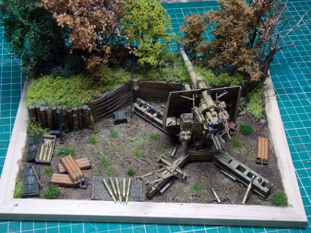 88mm en embuscade - Hauteurs de Bourguébus  Juin 44 (Dragon 1/35) fini - Page 4 Dscn8791