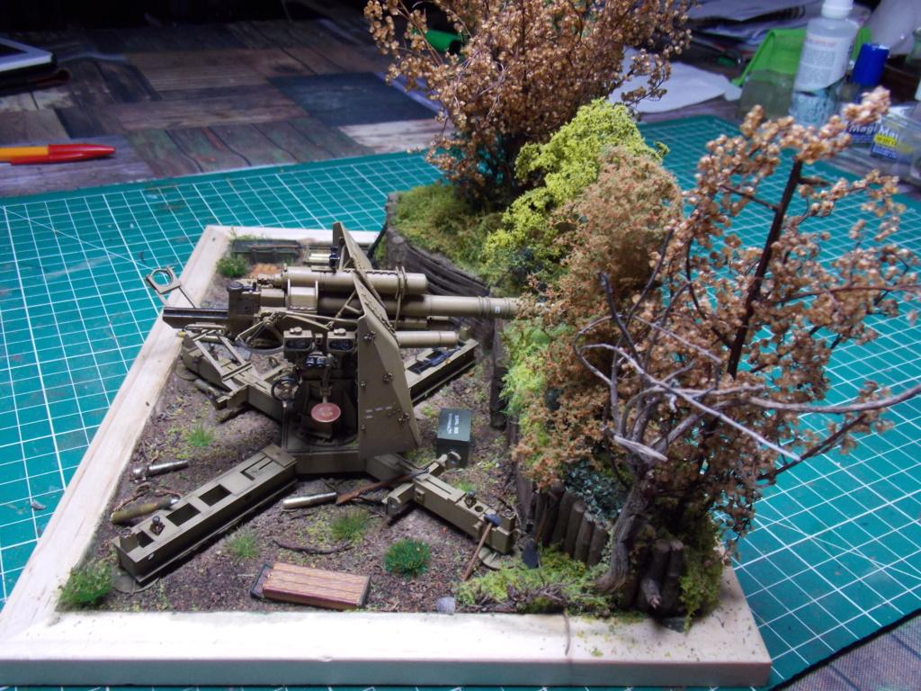 88mm en embuscade - Hauteurs de Bourguébus  Juin 44 (Dragon 1/35) fini - Page 4 Dscn8796