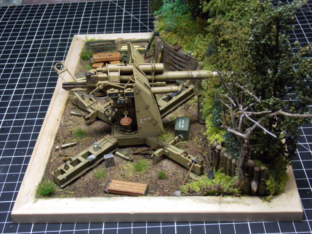 88mm en embuscade - Hauteurs de Bourguébus  Juin 44 (Dragon 1/35) fini - Page 4 Dscn8839