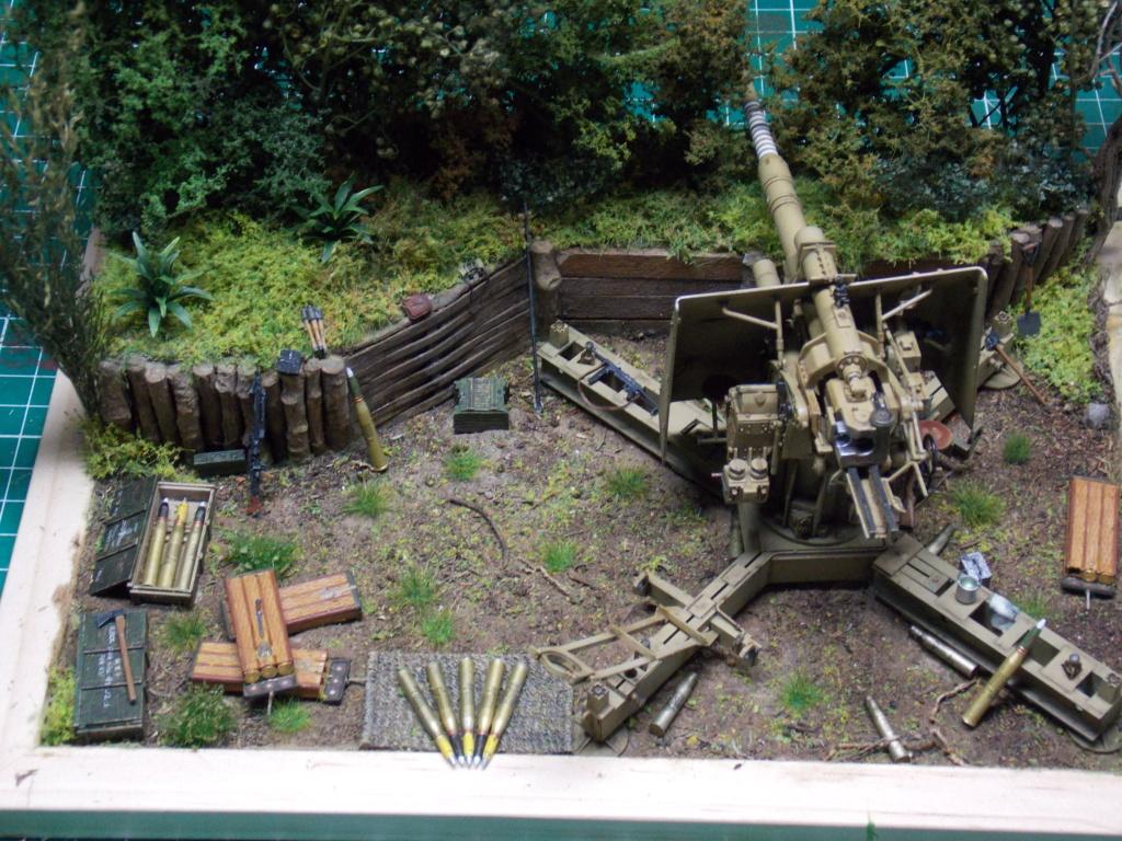 88mm en embuscade - Hauteurs de Bourguébus  Juin 44 (Dragon 1/35) fini - Page 4 Dscn8857
