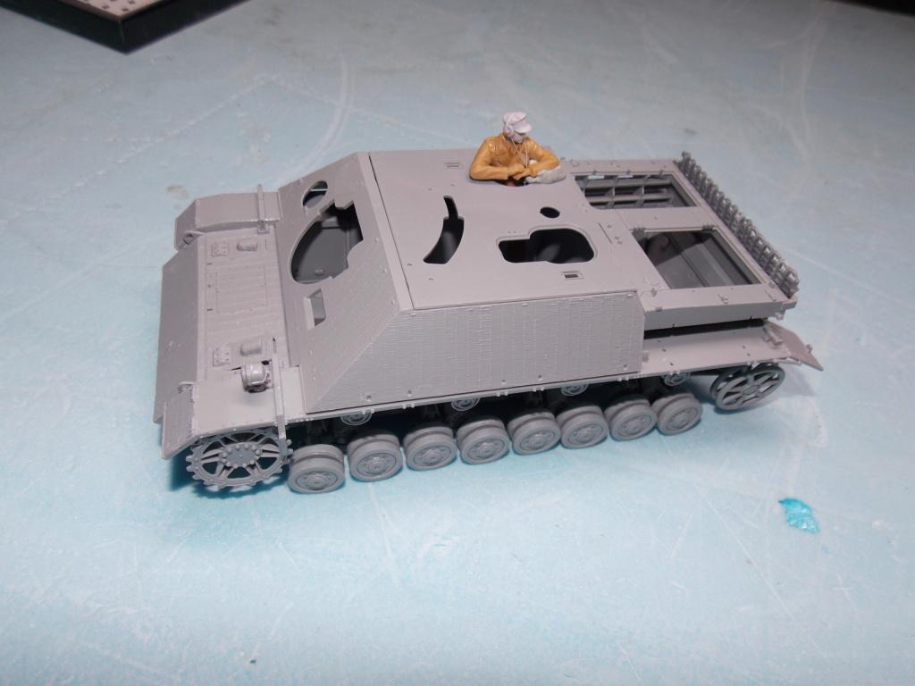 Guet-apens  Jadpanzer IV L48 / figurines DRAGON / décor perso  1/35  FINI  - Page 2 Dscn8983