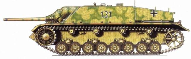 Guet-apens  Jadpanzer IV L48 / figurines DRAGON / décor perso  1/35  FINI  - Page 3 Jagdpa10