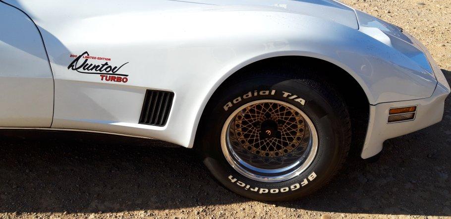 Découverte Corvette C3 Zora Duntov 20190118