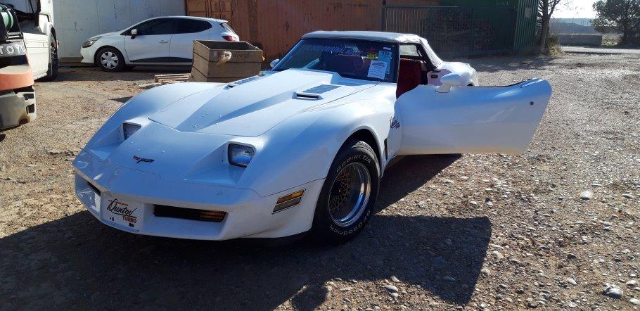 Découverte Corvette C3 Zora Duntov 20190122