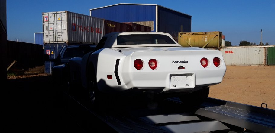 Découverte Corvette C3 Zora Duntov 20190123