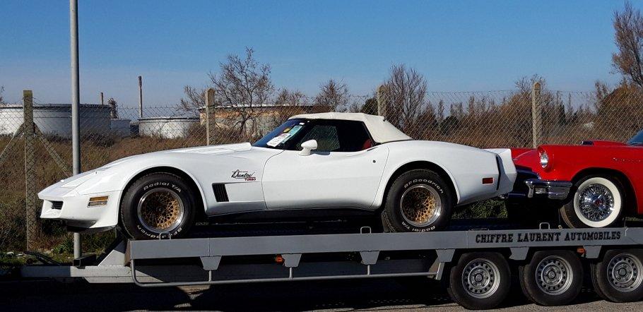 Découverte Corvette C3 Zora Duntov 20190126
