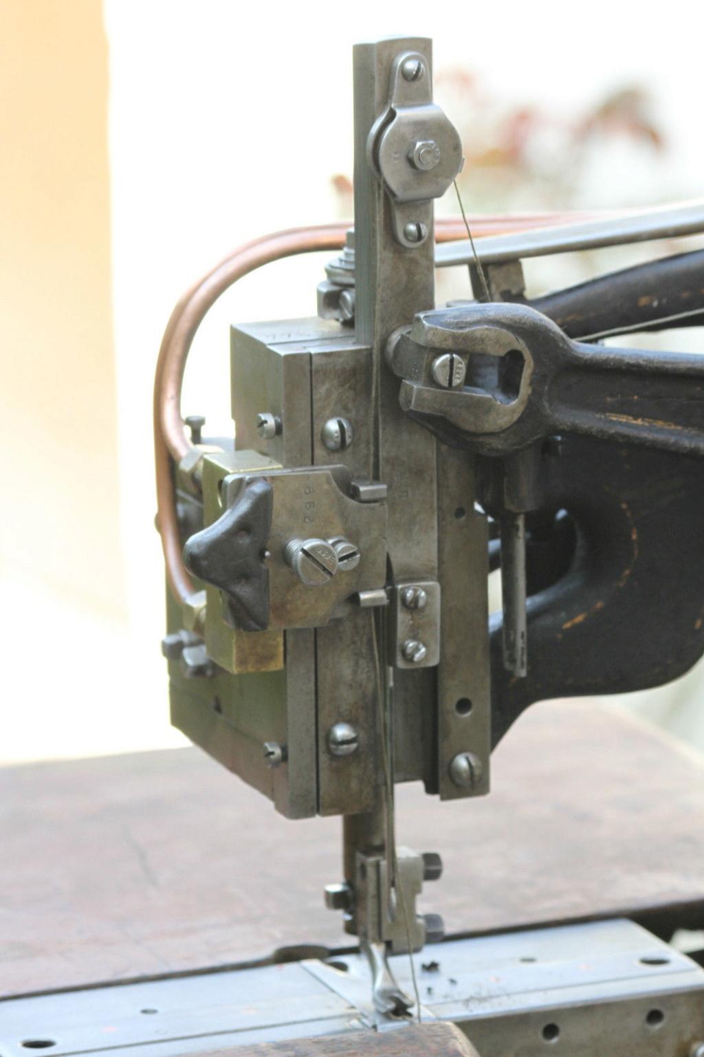 Machine à coudre de Sellier UNITED 6 (Pearson) United10