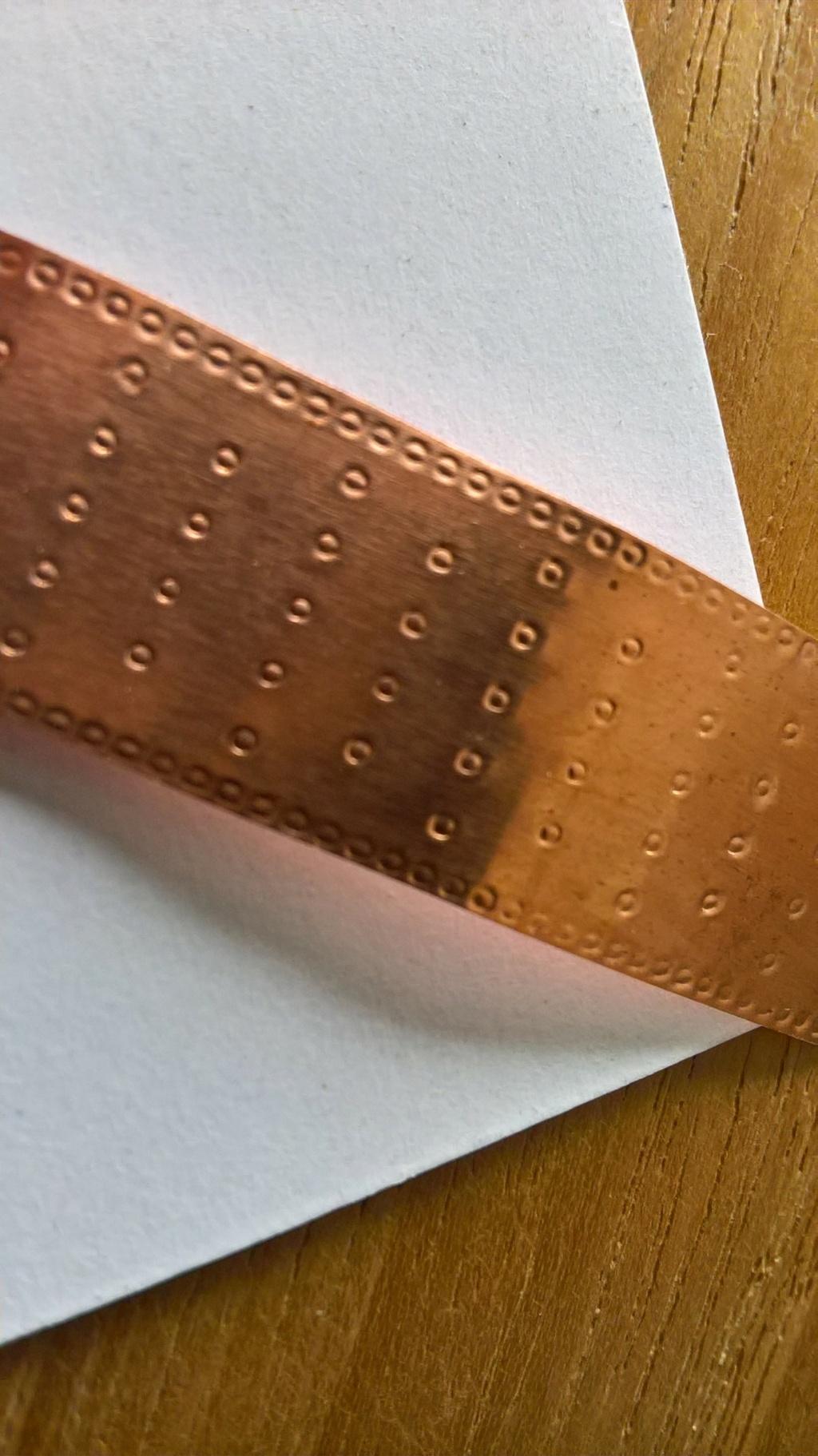 empreinte plaque cuivre réalisés en 3D Wp_20216