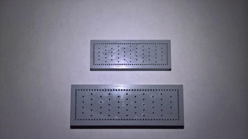 empreinte plaque cuivre réalisés en 3D Wp_20217