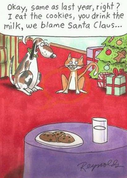 Un petit calendrier de l'Avent, ça vous dit ?!  - Page 7 Humour18