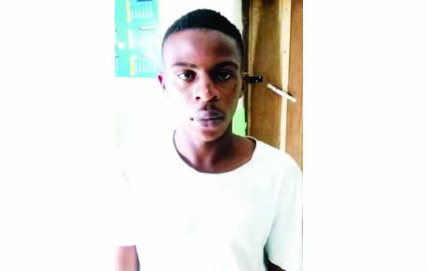21years Young man Was Arrested For Murder, Cultism In Imo (Photo) Imo10