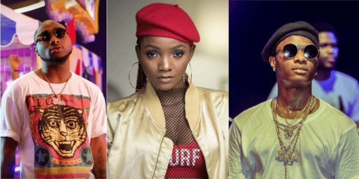 Davido, Wizkid, Simi Nominated For 2018 AFRIMA (See Full List) Simi10
