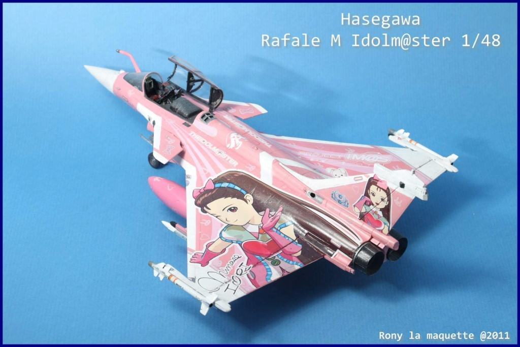 "Montage du F/A-18F ""The Idolmaster"",  1/48 - Page 3 Maque102"