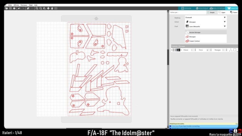 """Montage du F/A-18F """"The Idolmaster"""",  1/48 - Page 2 Monta101"""