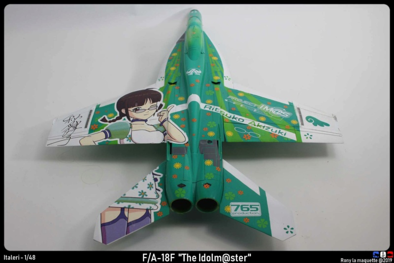 """Montage du F/A-18F """"The Idolmaster"""",  1/48 - Page 2 Monta182"""