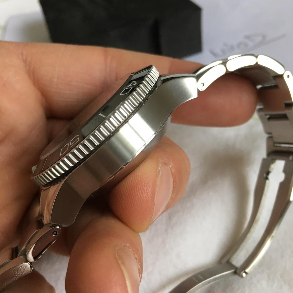 ward - [Vendue] Christopher Ward Pro 600 Trident SH21 Chronomètre 800€ Img_6922