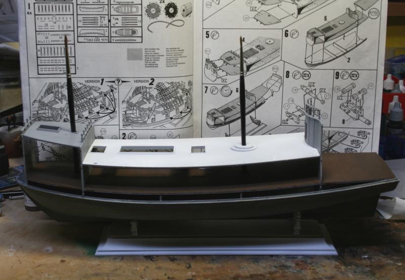 Piratenschiff / Revell, 1:72 1215